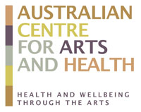 Australian Center for Arts and Health logo